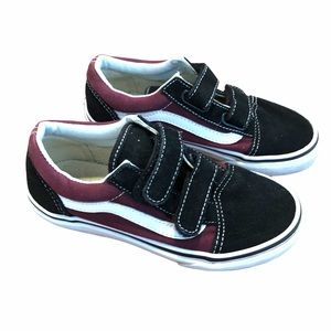 Boys 13.5T Vans Velcro Sneakers
